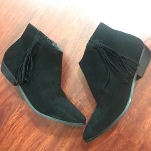 Coconuts By Matisse Corie Booties With Tassel
